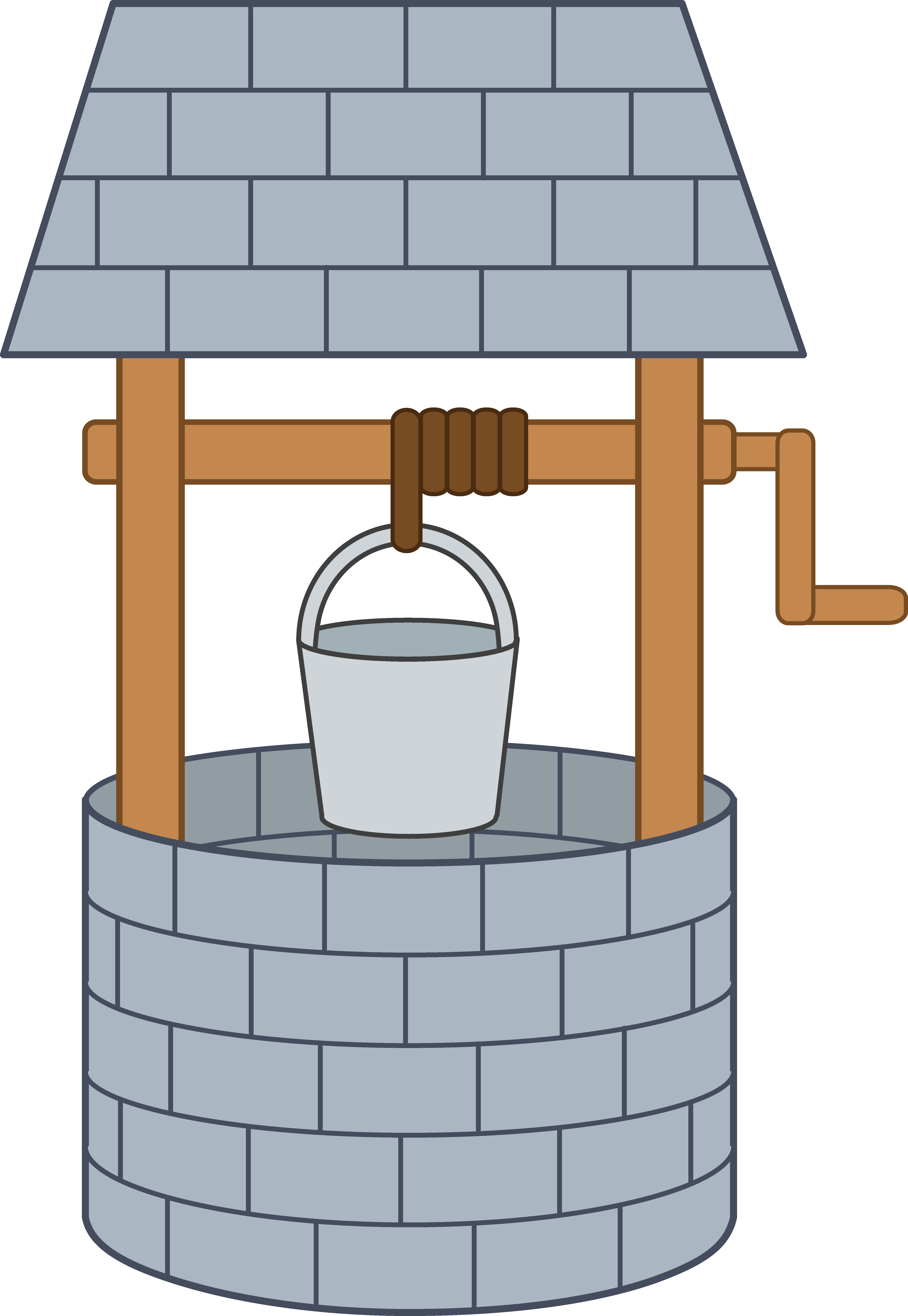 Well clipart #15