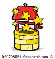 Wishing well Clipart Illustrations. 287 wishing well clip art.