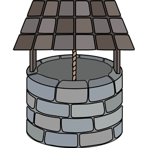 Wishing well clipart, cliparts of Wishing well free download (wmf.