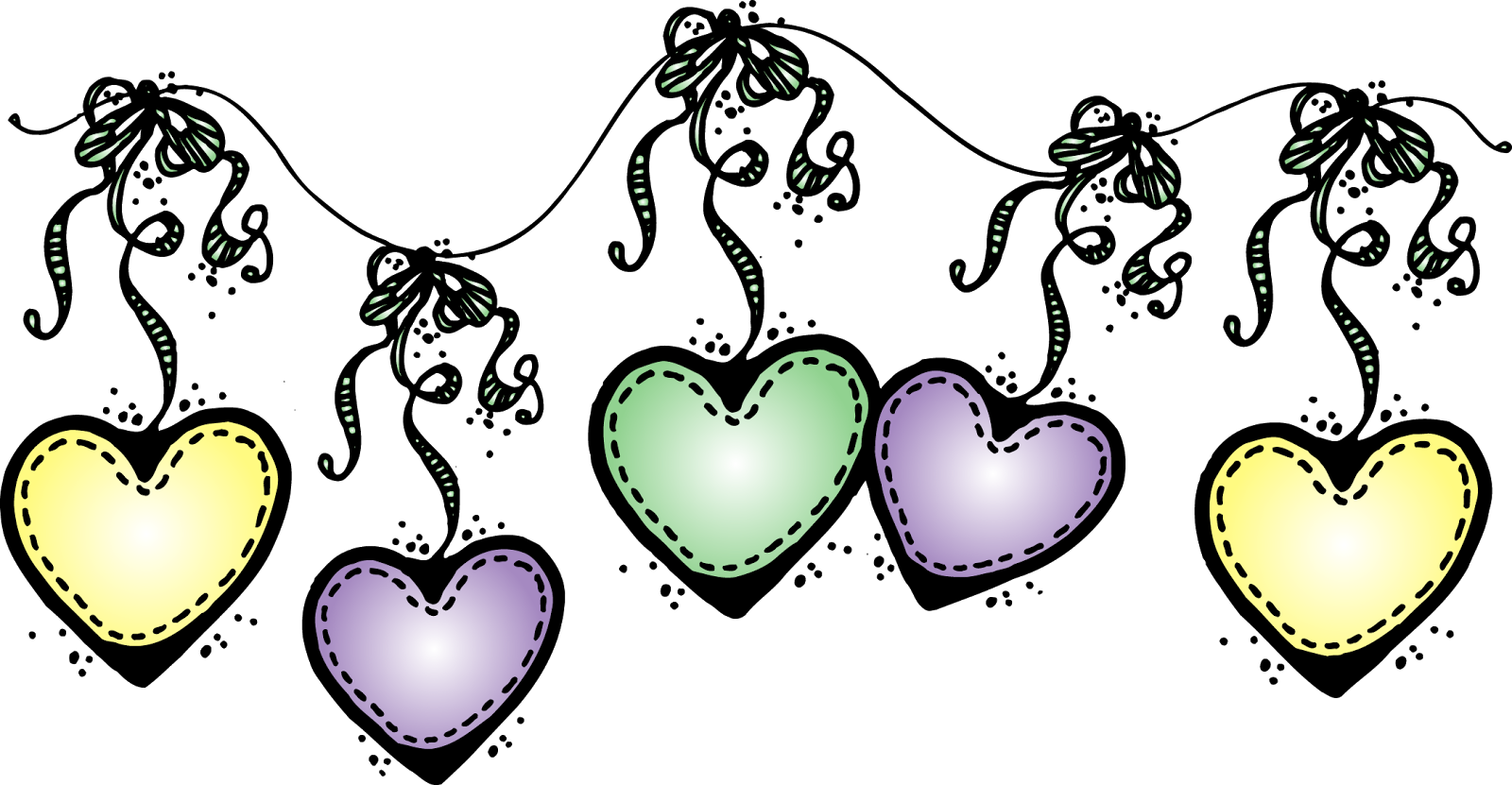 Thankful Heart Clipart.