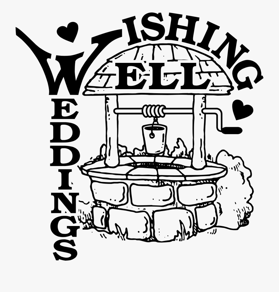 Wedding Wishing Well Clipart , Free Transparent Clipart.
