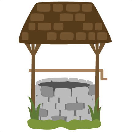 Download Free png Wishing Well SVG file for scr.