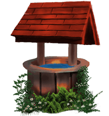 Wishing Well Png 1 » PNG Image #174175.