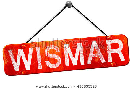 Wismar Stock Photos, Royalty.