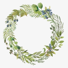 Watercolor Wreath PNG Images, Free Transparent Watercolor.