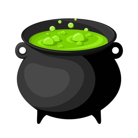 5,917 Witch Cauldron Stock Vector Illustration And Royalty Free.