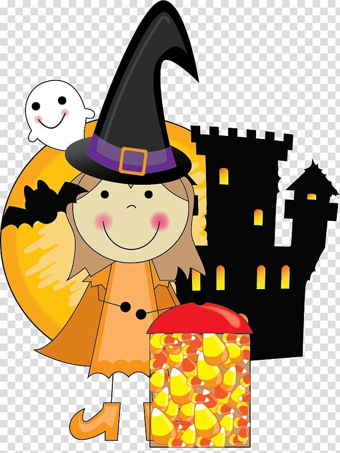 Halloween Boszorkxe1ny , Halloween Witch and Ghost.