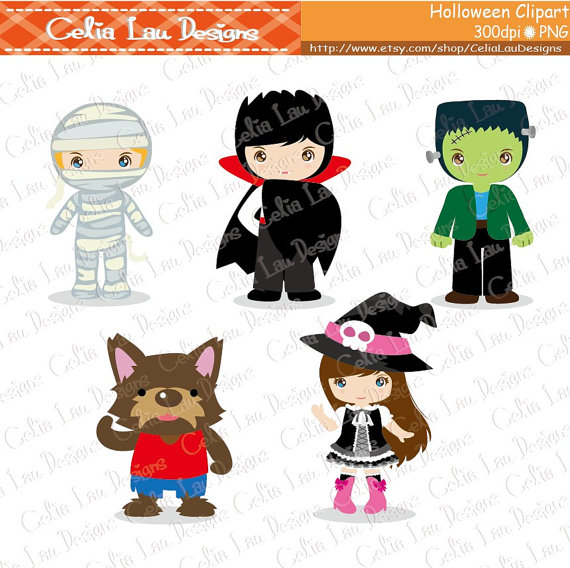 Halloween clipart Halloween Party Digital images Dracula.