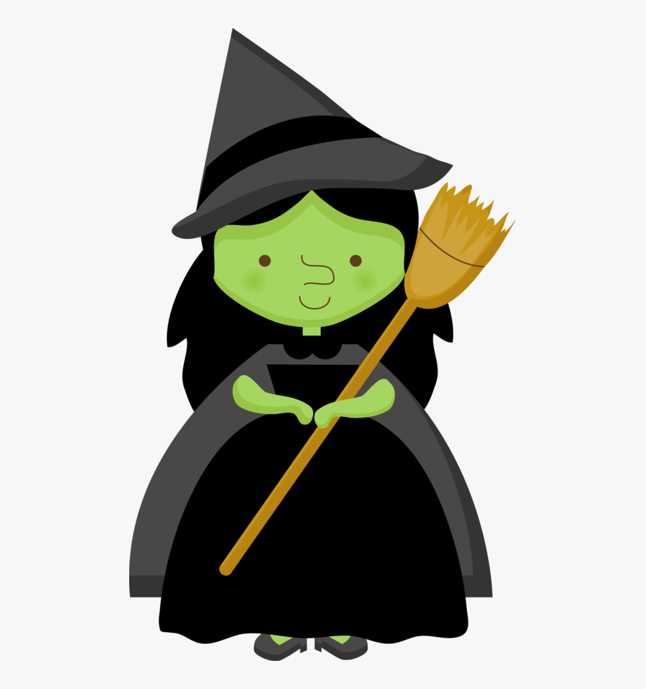28 Collection Of Wicked Witch Clipart.