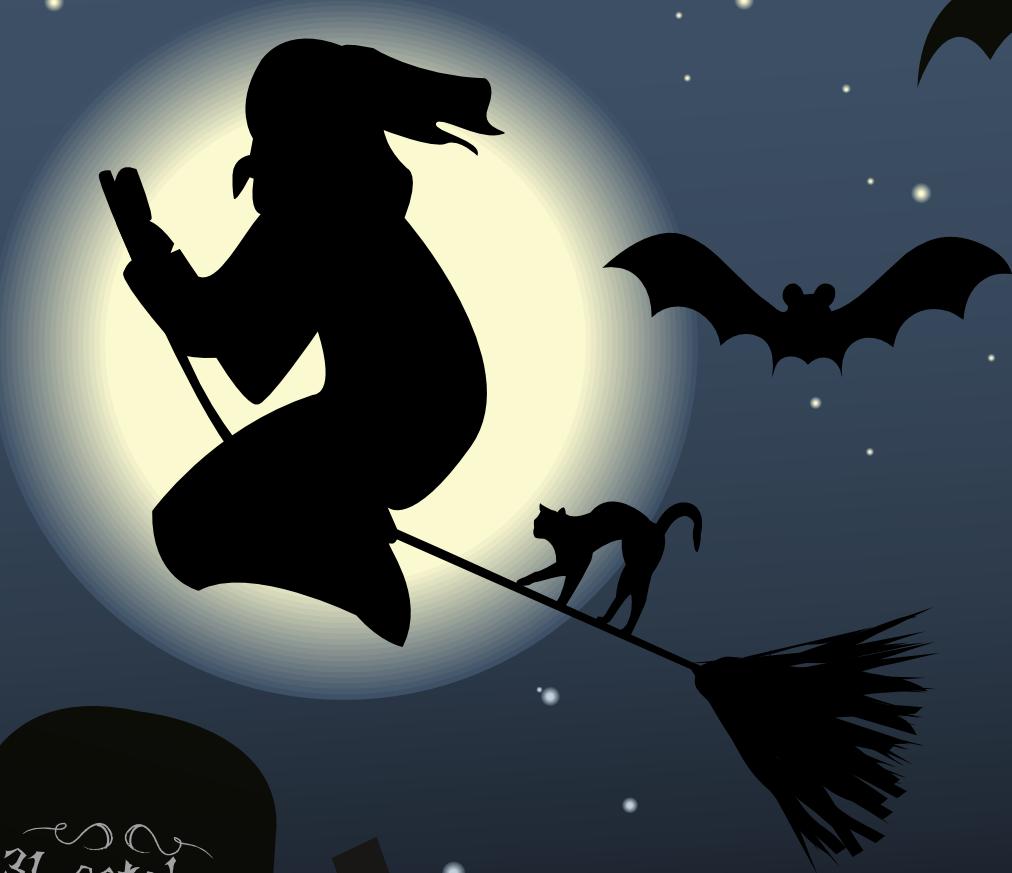 Halloween Party Samhain Clip art.