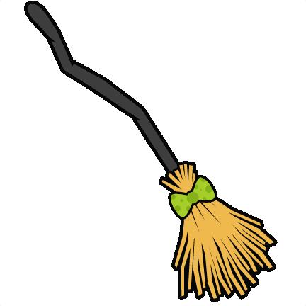 1877 Broom free clipart.