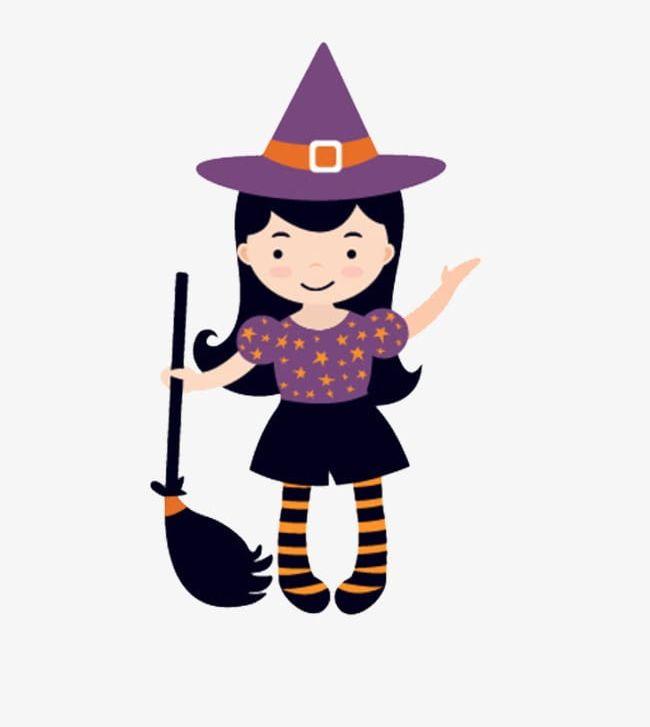 Cartoon Witch PNG, Clipart, Cartoon, Cartoon Characters.