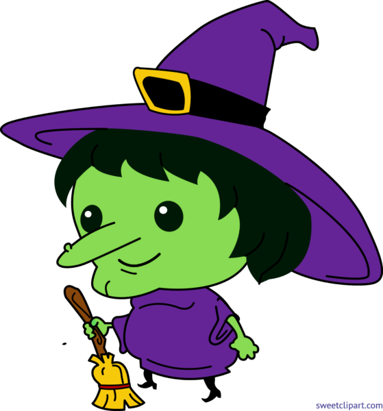 Witch clipart cartoon, Witch cartoon Transparent FREE for.
