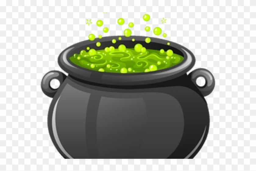 Cartoon Witches Cauldron, HD Png Download.
