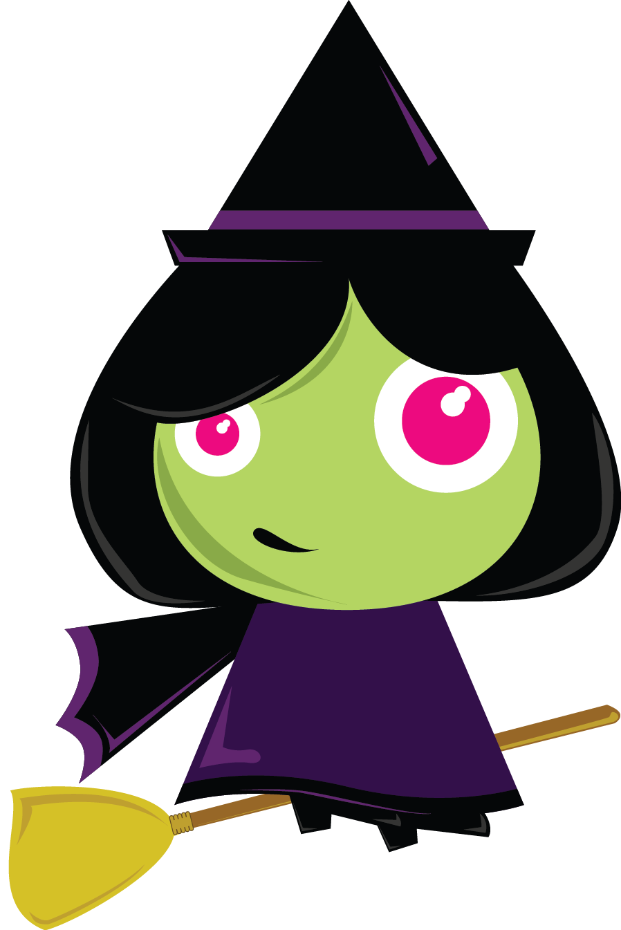 Free to Use & Public Domain Witch Clip Art.