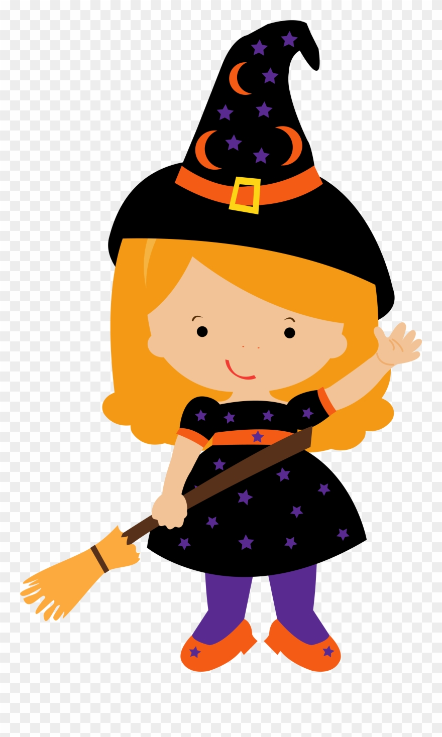 Free Halloween Witch Clipart 13 Clip Art.