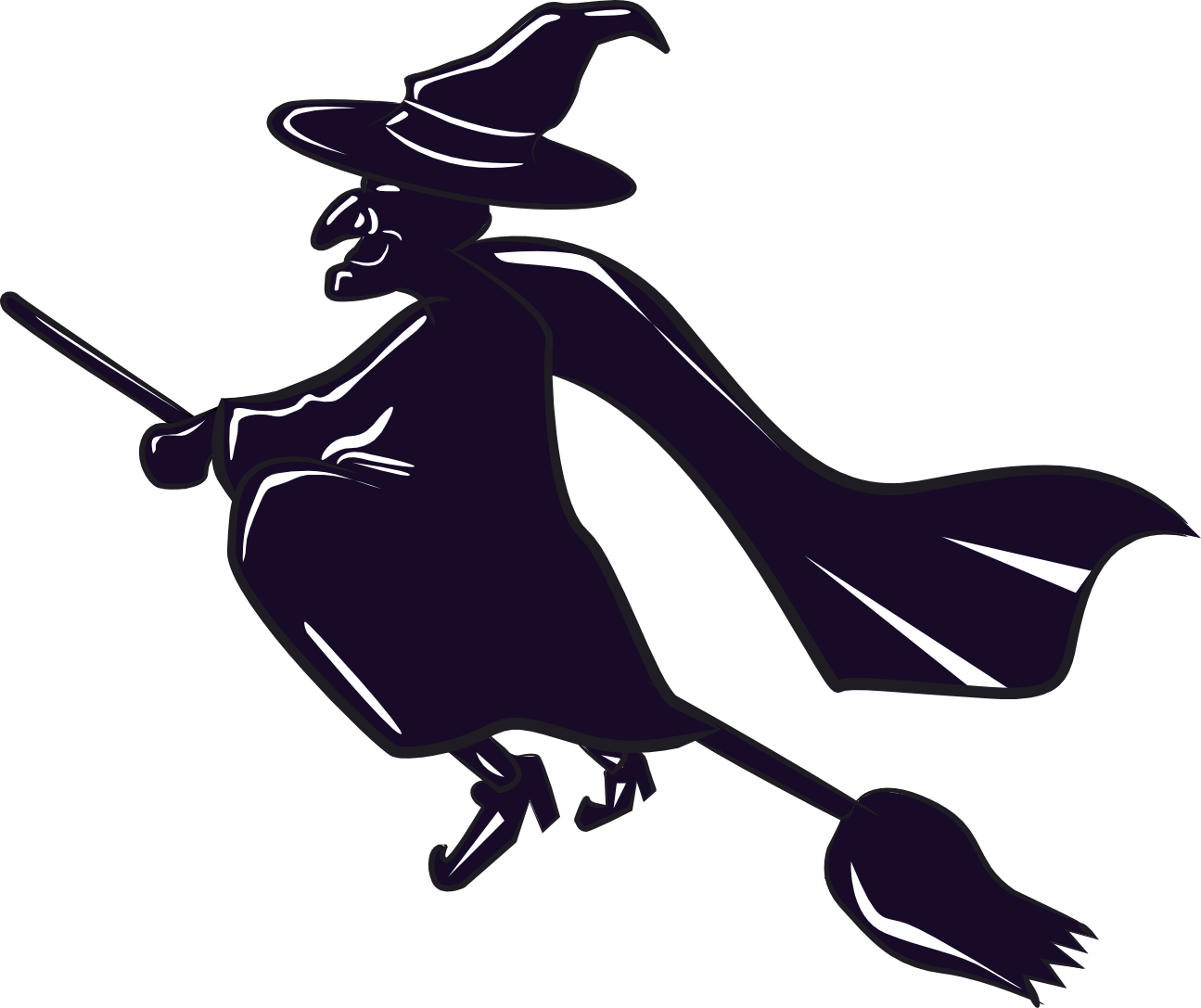 Free Transparent Witch Cliparts, Download Free Clip Art.