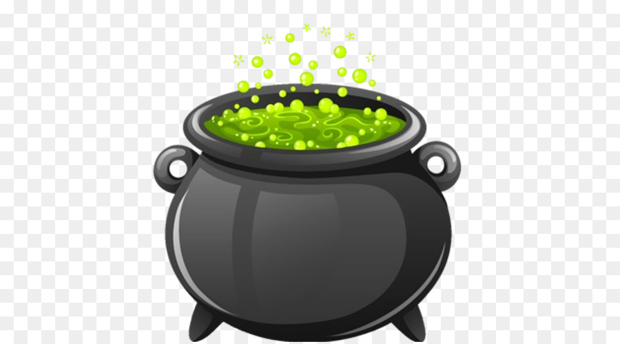 Witch cloudron clipart Transparent pictures on F.