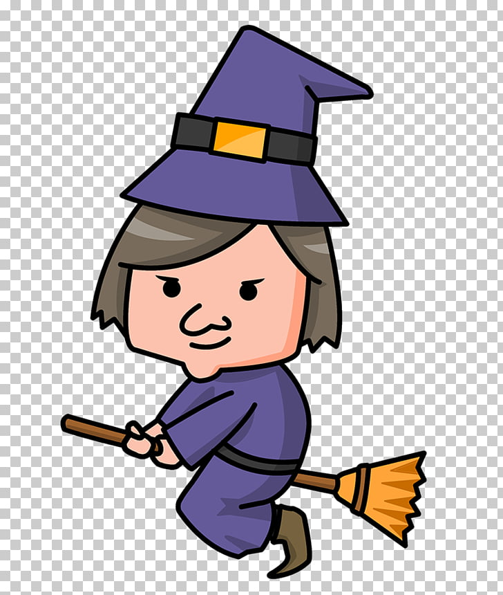 Cartoon Witchcraft Befana , Witch Face Photo PNG clipart.