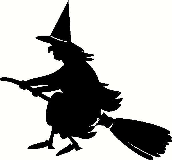 Broom clipart flying, Broom flying Transparent FREE for.