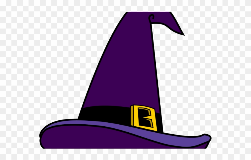 Witch Hat Clipart Cartoon.