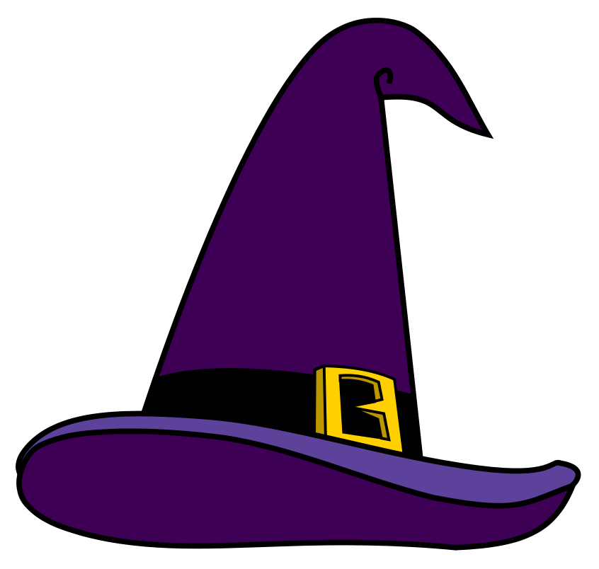 Free Witch\'s Hat Cliparts, Download Free Clip Art, Free Clip.