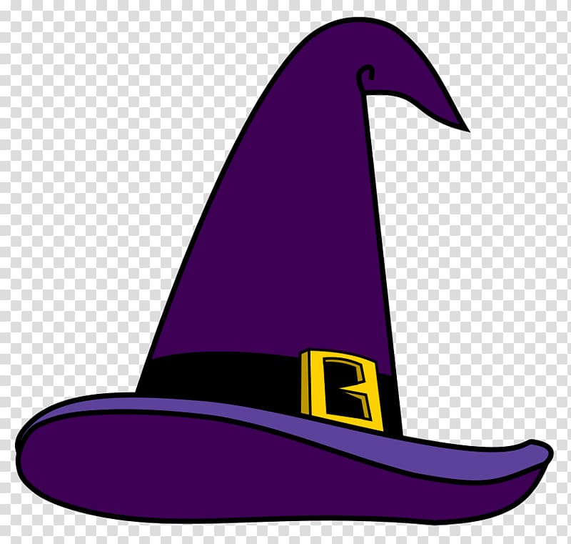 Purple witch hat , Witch hat Magician , Purple Witch Hat.