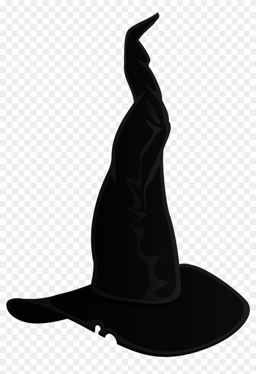 Download Large Black Witch Hat Transparent Png Images.