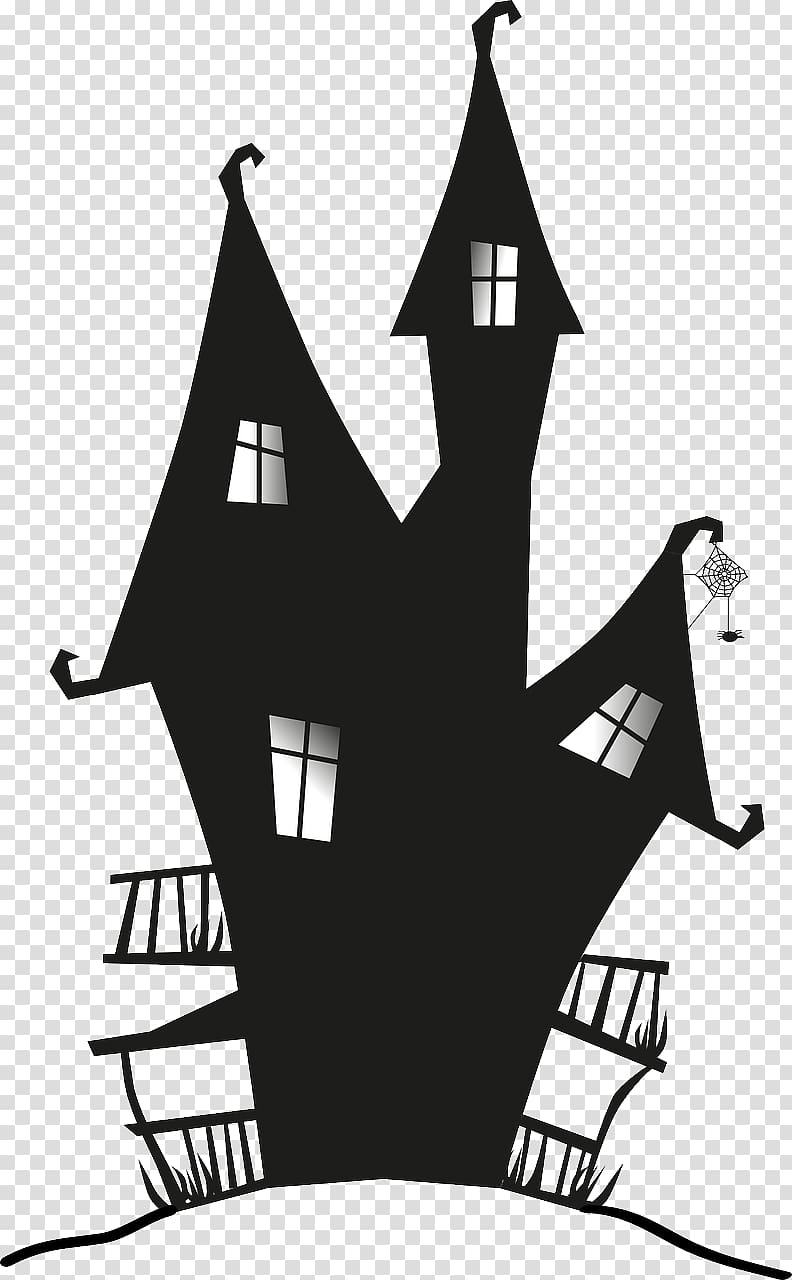 Witchcraft Haunted house , house transparent background PNG.