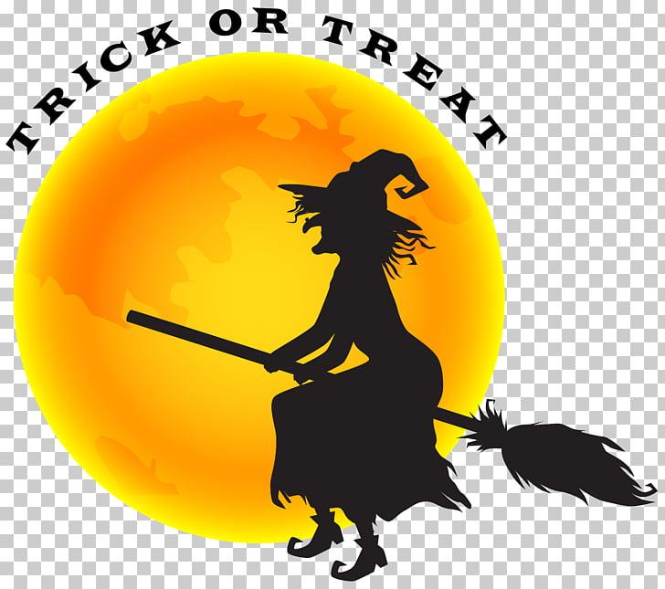 Witchcraft Halloween Witch.