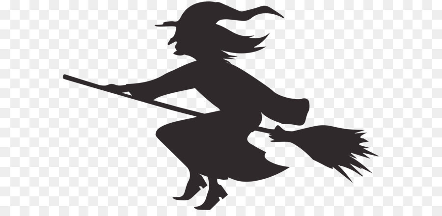 Free Witch Moon Silhouette, Download Free Clip Art, Free.
