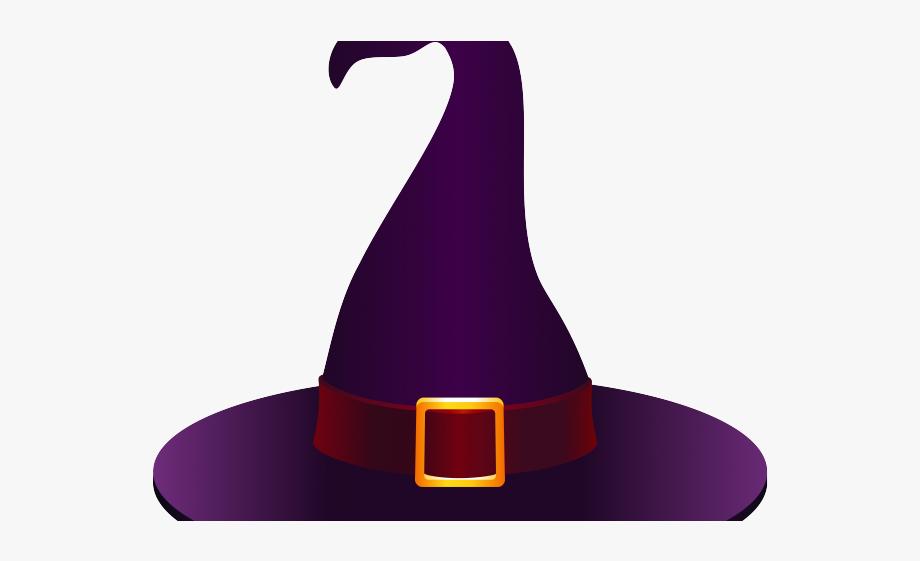 Witch Hat Clipart Minimalist , Transparent Cartoon, Free.