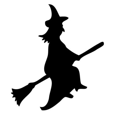 Free Witches Broom Silhouette, Download Free Clip Art, Free.
