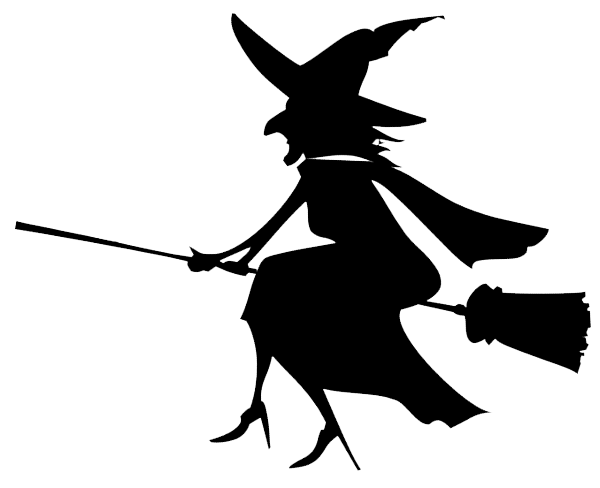 Download Witch PNG Pic.
