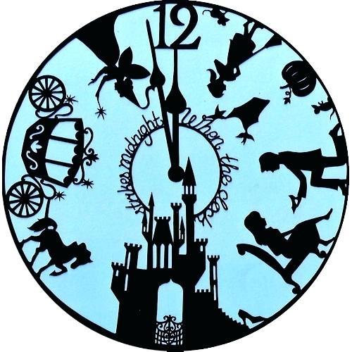 Clock Silhouette at GetDrawings.com.
