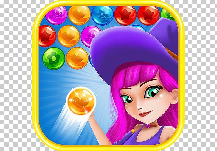 Witch Bird Pop: Bubble Shooter Bird Eggs Bubble Bird Rescue.