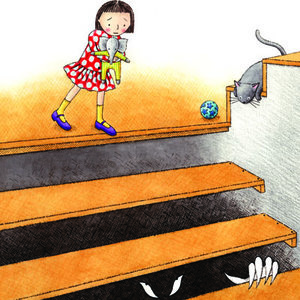 There's A Witch Under The Stairs — Babl Books.