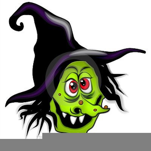 Witch Wart Clipart.