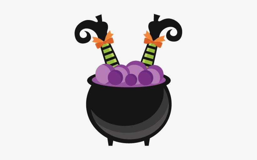 Purple Clipart Halloween.