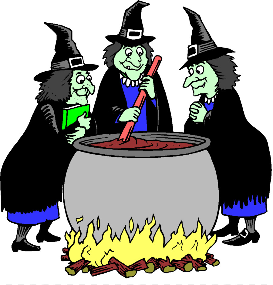 Witch Cartoon.