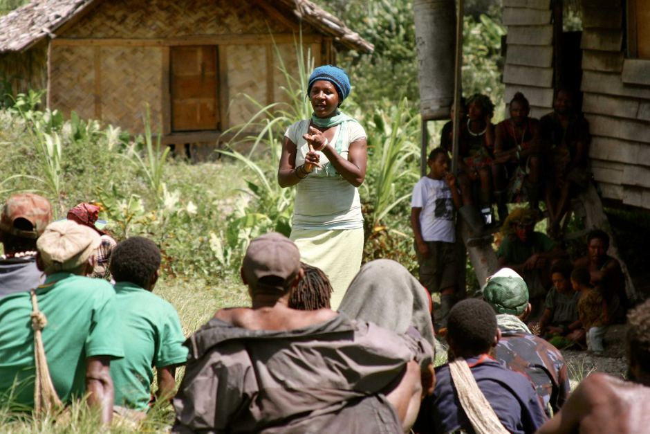 PNG women accused of witchcraft freed.