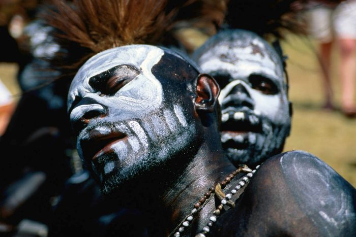 Witchcraft in PNG: created by European disease, cured by Western.