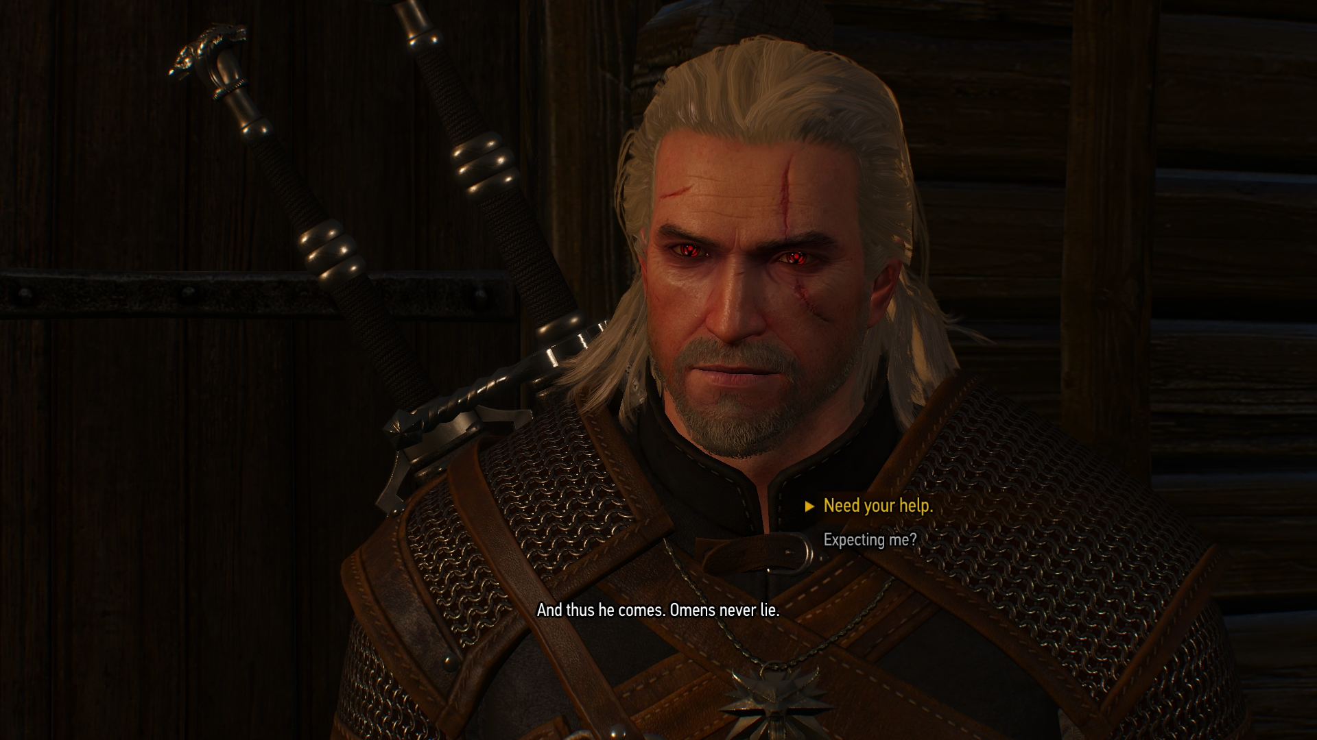 The Witcher 3 Clipart.