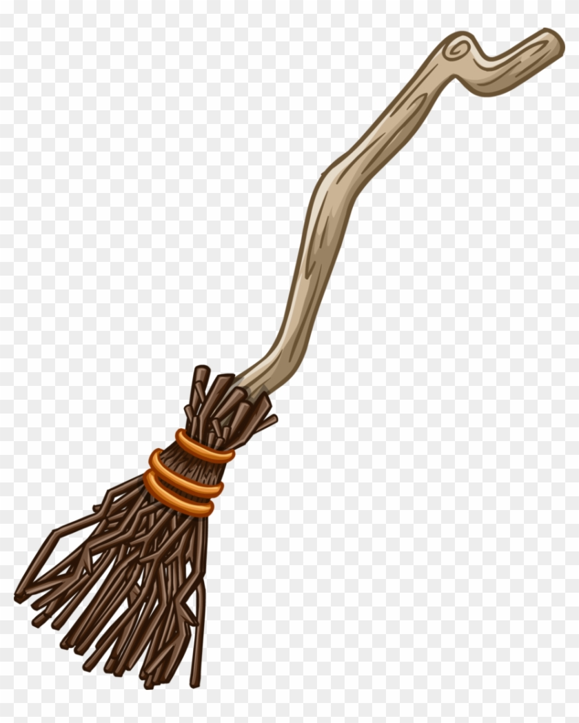 Broom In Png.