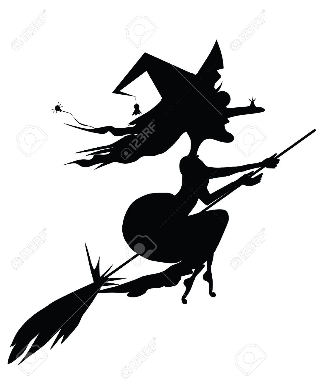 witches broom silhouette clipart 20 free Cliparts   Download