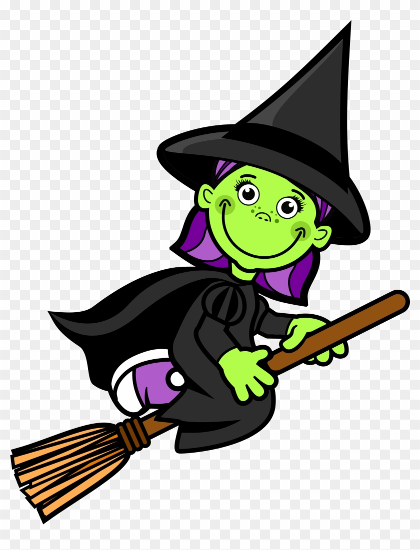 Witches Clipart Witch Nose.