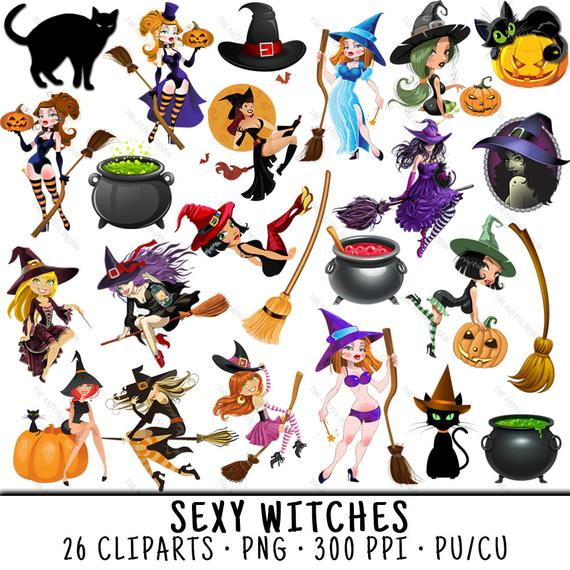 Witch Clipart, Halloween Clipart, Witch Clip Art, Halloween Clip Art,  Clipart Witch, Clipart Halloween, Clip Art Witch, Witch PNG, PNG Witch.