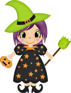 Free Witch Clip Art Pictures.