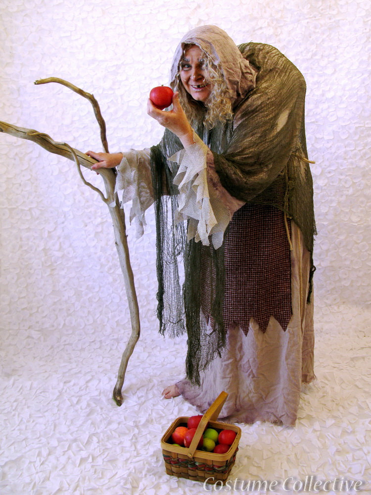 Witch Costume Hunchback Snow White Witch or by CostumeCollective.