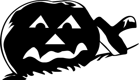 Free Witching Hour Clipart.